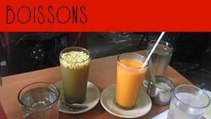 Boissons Namasté Restaurant Indien Toulouse