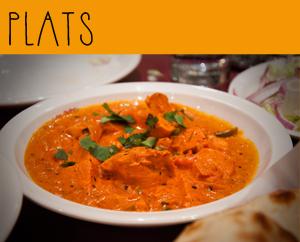 Plats Namasté Restaurant Indien Toulouse