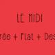 Menus Midi Namasté Restaurant Indien Toulouse