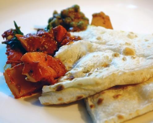 Nan Légumes Namasté Restaurant Indien Toulouse
